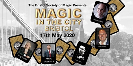 Magic in the City (Bristol) tickets