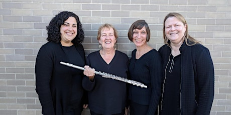 Music in the Living Room: Holiday Flute Quartet tickets
