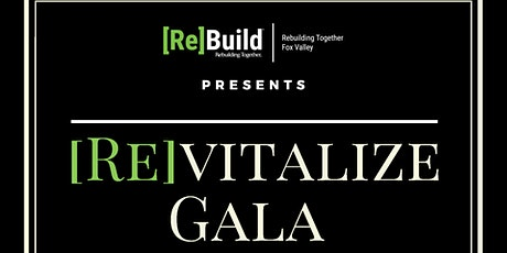 [Re]vitalize Gala tickets