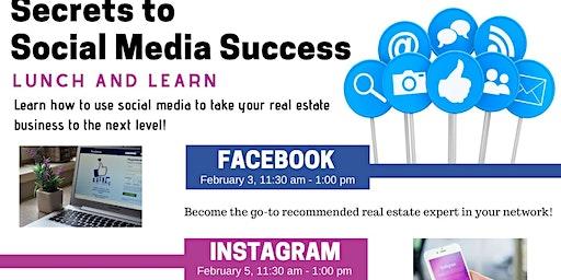 Secrets to Social Media Success Series -Select Individual classes