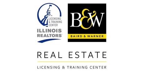 Illinois REALTORS® 90 Hour Pre-License Accelerated Course tickets