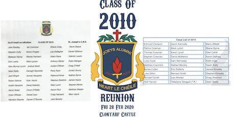2010 :: 2020 Year Reunion tickets