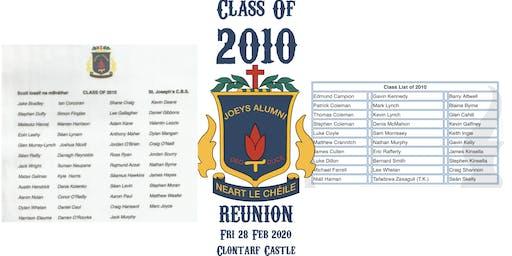 2010 :: 2020 Year Reunion