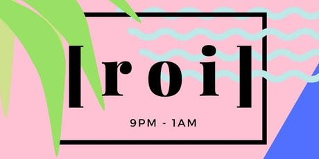 Beats by [ R O I ] : Soulection, Future Bass & Vaporwave tickets