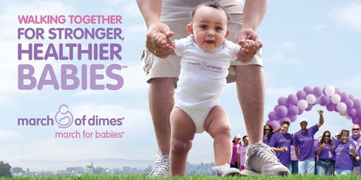 March of Dimes for Babies with our Team