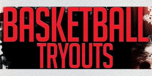Boys AAU Basketball Tryouts