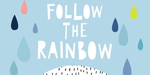 Passive Income vs Future of Business #Follow the rainbow#