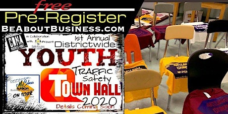 Youth Traffic Safety Townhall tickets