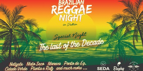 Brazilian Reggae Night - In Dublin tickets