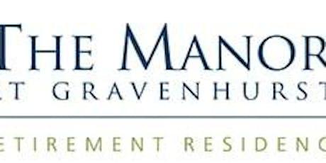 The Manor Mitten Tree Fundraiser tickets