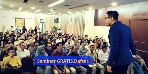 Seminar Tentang 3 SKILL Bisnis Internet