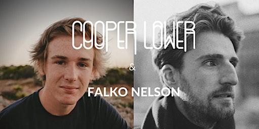 Cooper Lower & Falko Nelson Live @ Salon Ruigoord