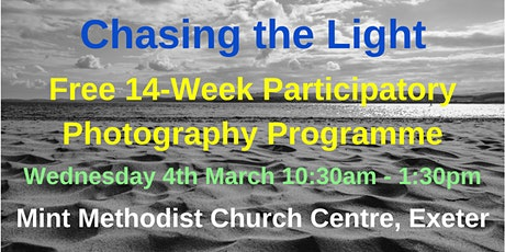 Chasing the Light - Photography Programme No.1 tickets