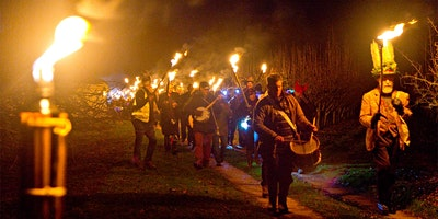 Wassailing the Orchards 2020 - Gibbet Oak Farm, Tenterden