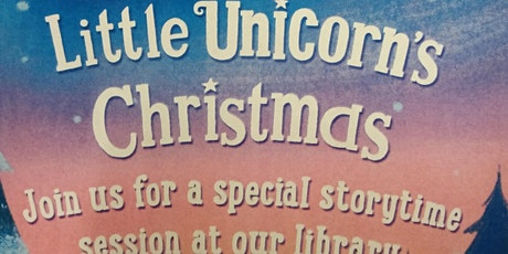 Newent Library- Little Unicorns Christmas Story Time tickets