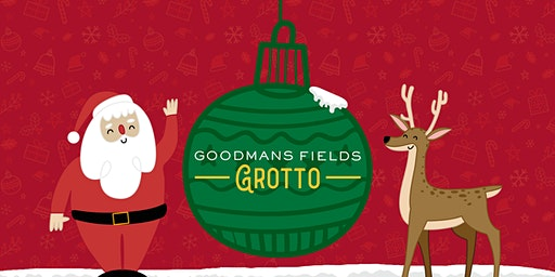 The Goodman's Fields Grotto (Santa's Grotto)
