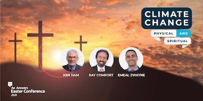 Easter Sunrise Service 2020 - Ark Encounter w/ Ray Comfort