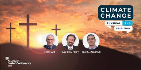 Easter Sunrise Service 2020 - Ark Encounter w/ Ray Comfort  tickets