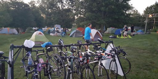 Bikes To You Campground Charter for Iowa's Ride July 11-18 2020
