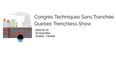 Billet participant : Congrès Techniques Sans Tranchée  2020