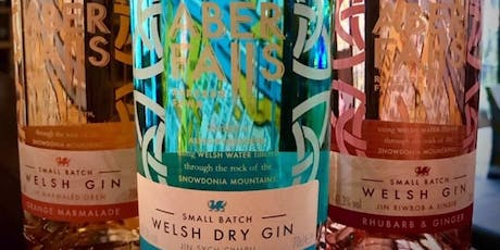 Gin Supper Club with Aber Falls Gin tickets