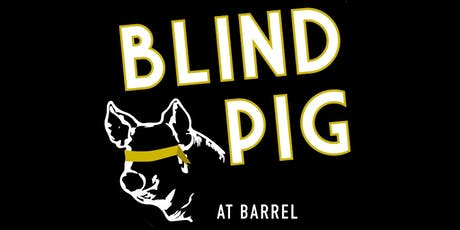 Blind Pig: a New Year's Eve Speakeasy at Barrel tickets