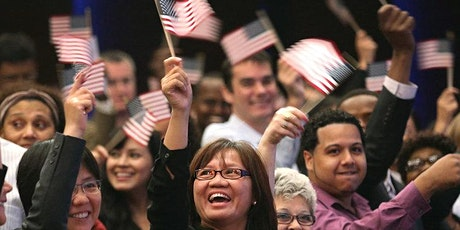 CANCELLED - N-400 Citizenship Application Assistance Program tickets