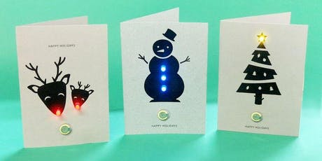 LED Holiday Cards (For Grades 1-5 Only) tickets