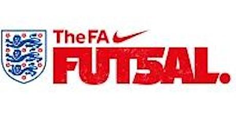 Y3&4 Futsal  (Development) Heat 2 of 3 tickets