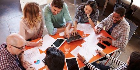 Creating a Social Media Strategy tickets