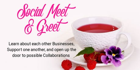 Social Meet & Greet for Women Entrepreneurs tickets