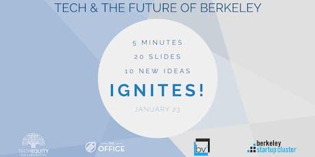 Ignites! Berkeley Edition tickets
