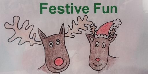Newent Library- Bedtime Story Time- Festive Fun