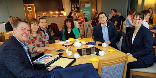 South Devon Business Club - February  Haldon Hill Meeting