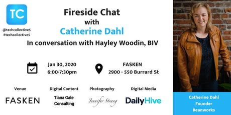 Fireside Chat with Catherine Dahl tickets