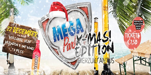 MEGA PARK X-MAS EDITION CANTUS @ CAFE 'T MOMENT