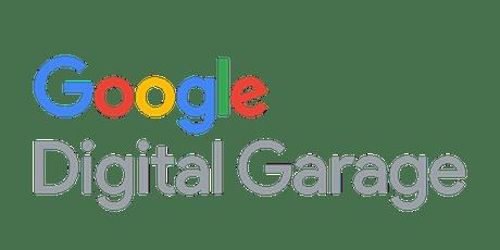 Google Digital Garage - Barnet Council tickets