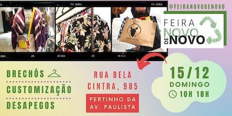 + de 50 Brechós perto da Av. Paulista - Feira Novo de Novo ingressos