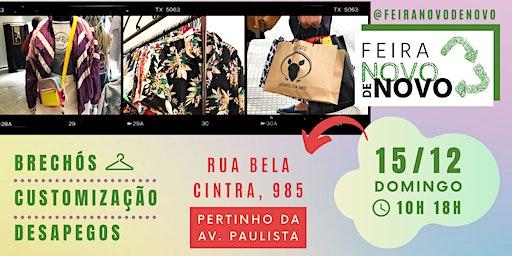 + de 50 Brechós perto da Av. Paulista - Feira Novo de Novo