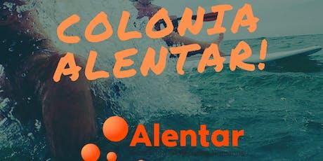 Colonia Alentar - Grupo 1 entradas