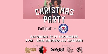 The Collectif & Modfather Christmas Party 2019 tickets