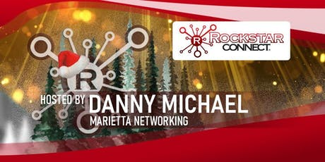 Free Marietta Rockstar Connect Networking Event (December, near Atlanta) tickets