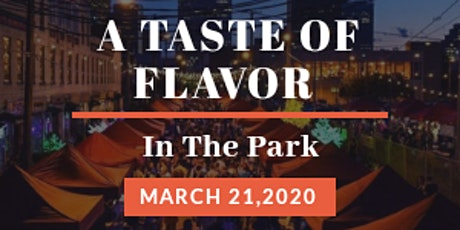 A Touch Of Flavor In The Park Food Festival tickets