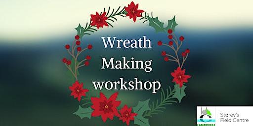 Free Wreath Making Workshop for Eddington and Darwin Green Residents
