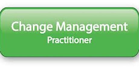 Change Management Practitioner 2 Days Training in Cambridge tickets