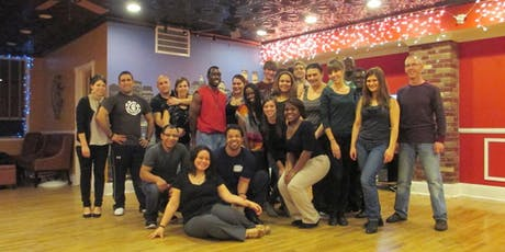 Salsa Dance Classes for FREE tickets