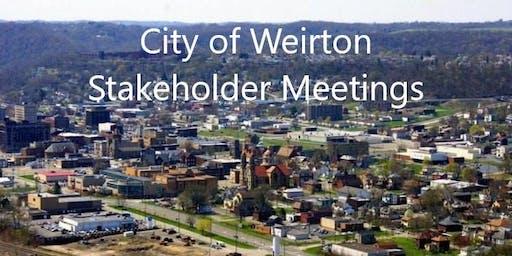 City of Weirton Economic Development Agencies Stakeholder Meeting