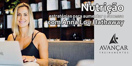 Nutrição com Anna Lou ingressos