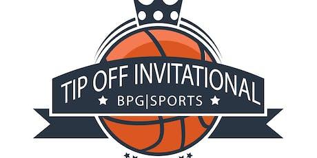 BPG|Sports Tip-Off Invitational tickets
