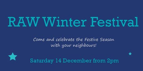 RAW Winter Festival tickets
